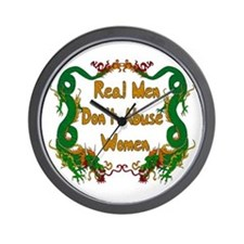 Ending Domestic Violence Wall Clock