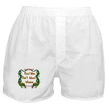 Ending Domestic Violence Boxer Shorts