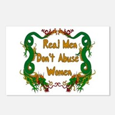 Ending Domestic Violence Postcards (Package of 8)
