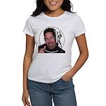 KeysDAN Logo and Face Women's T-Shirt