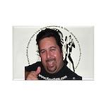 KeysDAN Logo and Face Rectangle Magnet (100 pack)