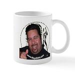KeysDAN Logo and Face Mug