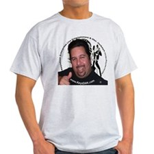 KeysDAN Logo and Face T-Shirt