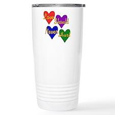 End Domestic Violence Travel Mug