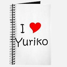 Unique Yuriko Journal