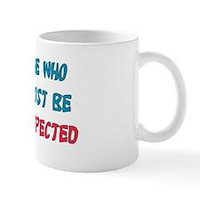 She Who Must Be Respected Mug