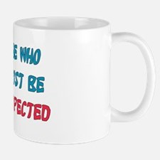 She Who Must Be Respected Mug