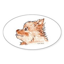 The Perfect Puppy Pomeranian Decal