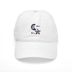 MOON AND STARS Baseball Cap