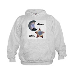 MOON AND STARS Hoodie