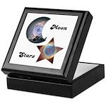 MOON AND STARS Keepsake Box