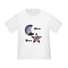 MOON AND STARS T