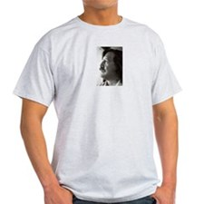 Leonard Peltier Ash Grey T-Shirt