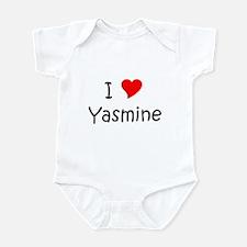 Cute Yasmine Infant Bodysuit