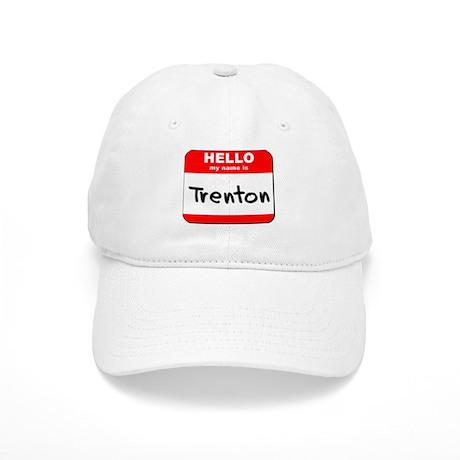 Hello my name is Trenton Cap