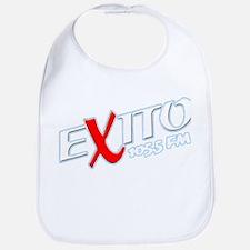 Radio Exito Logo Angled (Whit Bib
