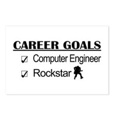 Computer Engineer Career Goals Rockstar Postcards
