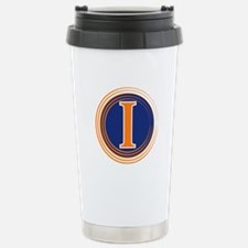 Fighting Illini Travel Mug