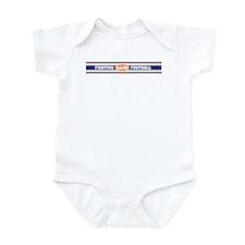 Fighting Illini Football Infant Bodysuit