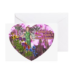Fairy Touch Greeting Cards (Pk of 10)