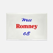 Mitt Romney, 08, Rectangle Magnet-2