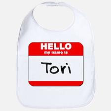 Hello my name is Tori Bib