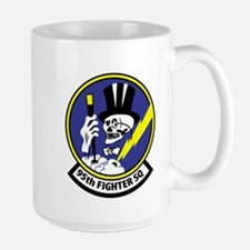 95th FTR Button Art Mugs