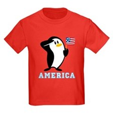 Proud Penguin AMERICA T