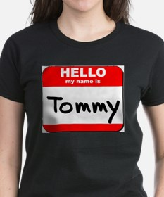 Hello my name is Tommy Tee