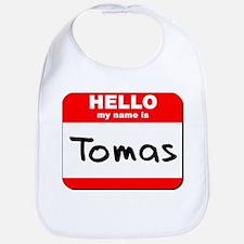 Hello my name is Tomas Bib