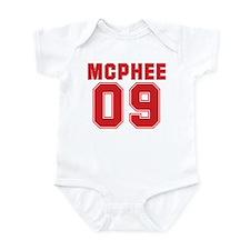 MCPHEE 09 Infant Bodysuit