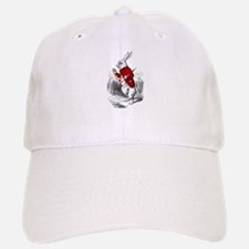 "The White Rabbit ""I'm Late"" Baseball Baseball Cap"