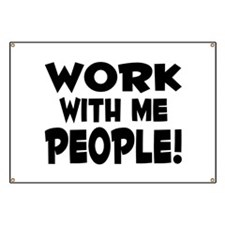 Work People Banner