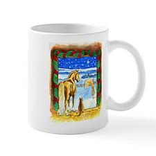 Stable Christmas Mug