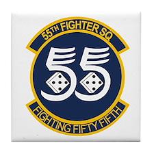 Cute Eagles military Tile Coaster