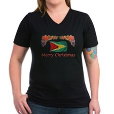 Guyana-Merry Christmas Shirt