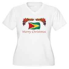 Guyana-Merry Christmas T-Shirt