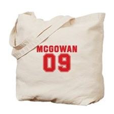 MCGOWAN 09 Tote Bag