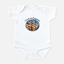 September 11th 2001 Infant Bodysuit