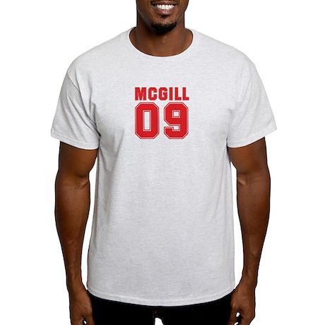 MCGILL 09 Light T-Shirt