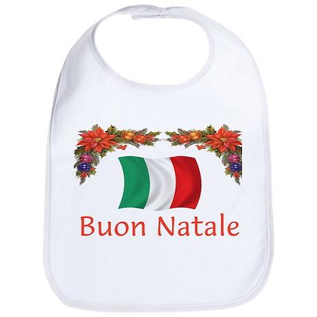 Italy Buon Natale 2 Bib