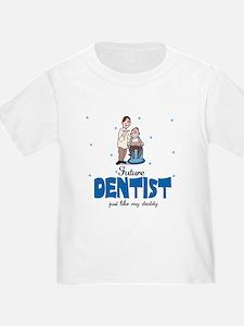 Future Dentist like Daddy T