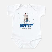 Future Dentist like Mommy Baby Infant Bodysuit