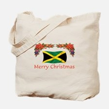 Jamaica Merry Christmas 2 Tote Bag