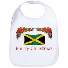 Jamaica Merry Christmas 2 Bib