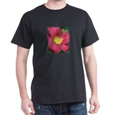 Scarlet Lily Drops T-Shirt
