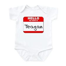 Hello my name is Teagan Onesie