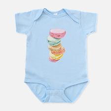 Macaroons Infant Bodysuit