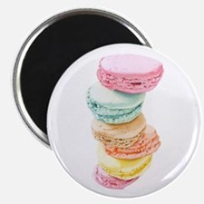 "Macaroons 2.25"" Magnet (100 pack)"
