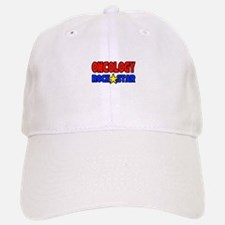"""Oncology Rock Star"" Baseball Baseball Cap"